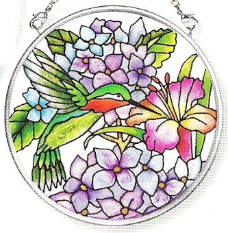 Amia-Hand-Painted-Glass-Suncatcher-with-Hummingbird-Design-0