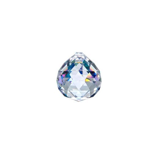 Asfour-Crystal-701-Clear-Crystal-Ball-Prism-20-mm-1-Hole-Box-of-260-Pieces-0