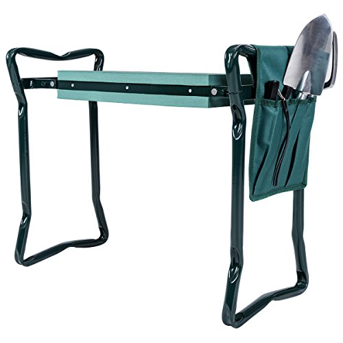 AyaMastro-193-H-Green-Garden-Kneeler-Foldable-Cushion-Knee-Pad-Seat-wTool-Bag-0