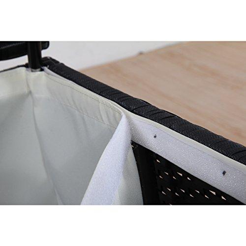 BroyerK-Outdoor-Black-Wicker-Cushion-Storage-Box-0-2