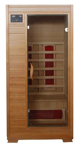 Buena-Vista-1-Person-Ceramic-Heatwave-Sauna-Free-Shipping-0