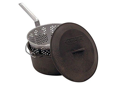 Camp-Chef-75-Qt-Deep-Fryer-Set-Cast-Iron-0