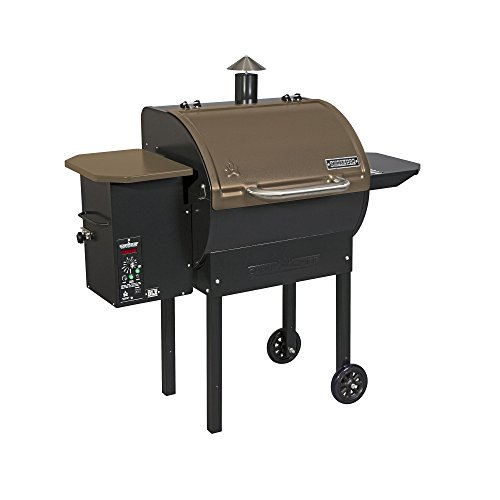 Camp-Chef-SmokePro-DLX-24-Wood-Pellet-Grill-Smoker-Bronze-PG24B-0