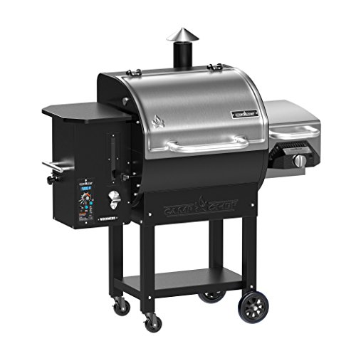 Camp-Chef-Woodwind-SG-24-Pellet-Grill-with-Sear-Box-Smart-Smoke-Technology-Ash-Cleanout-System-with-Slide-and-Grill-Technology-0-0