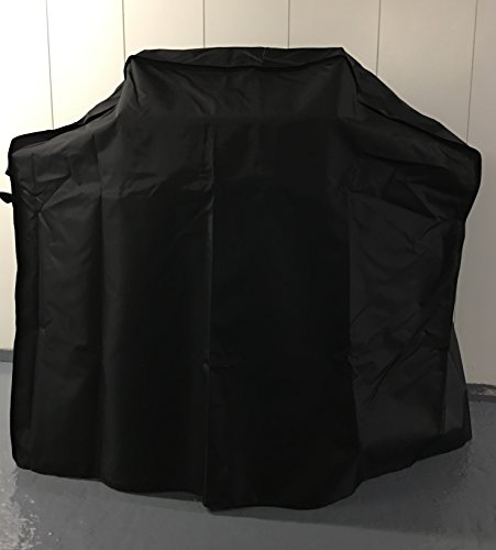 Char-Broil-Signature-3-Burner-Model-463372017-Gas-Grill-Outdoor-Waterproof-Black-Grill-Cover-By-Comp-Bind-Technology-498W-x-276D-x-49H-0