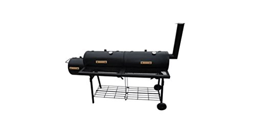 Comfyleads-Smoker-BBQ-Nevada-XL-Black-Powder-Coated-Metal-Wood-68-x-256-x-524-0-0