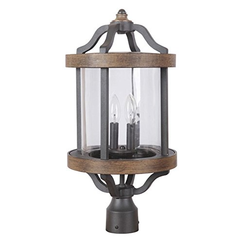 Craftmade-Ashwood-Z7925-Outdoor-Post-Mount-Light-0