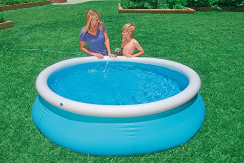 DMGF-Inflatable-Easy-Set-Pool-Family-Play-Pool-Summer-Water-Fun-Lounge-Padding-Pool-Above-Ground-Swim-Center-With-Electric-Air-Pump-60X15inGreen1-0-1