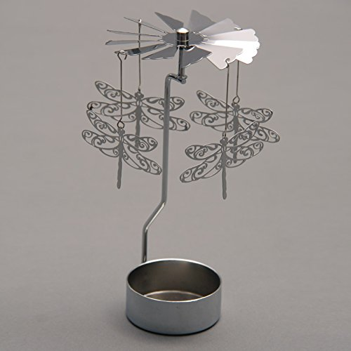 Dragonfly-Design-Metal-Tealight-Spinner-by-Puckator-0-0