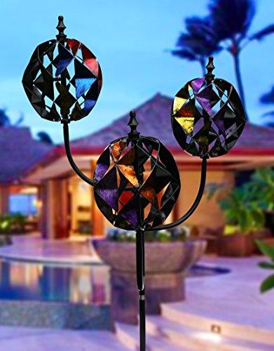 Fancy-Gardens-Three-Ball-Garden-Wind-Spinner-0-2