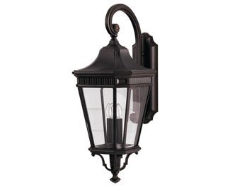 Feiss-OL5404GBZ-LED-Cotswold-Lane-LED-Outdoor-Patio-Lighting-Wall-Lantern-Bronze-1-Light-12W-x-30H-0-0
