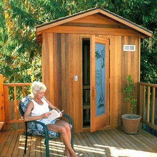 Finlandia-Outdoor-Sauna-4-x-4-with-Roof-Kit-0