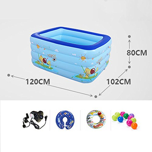 GEXING-Infant-And-Children-Swimming-Pool-Baby-Home-Thickening-Properties-Bathtub-Inflatable-Swimming-Bucket-0-2