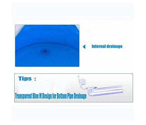 GONGFF-Elliptical-Storage-Bath-Drain-Valve-Can-Sit-Ultra-Big-Warm-Family-Bubble-Bath-Tub-Inflatable-Bathtub-Child-0-1