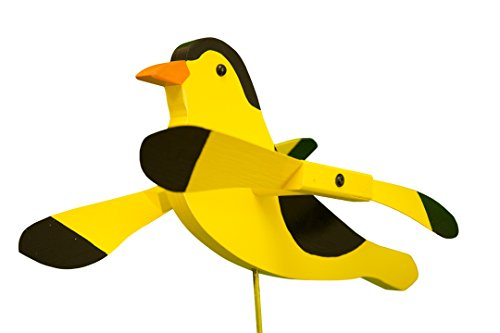 Goldfinch-Whirligig-Whirly-Bird-Garden-Spinner-0