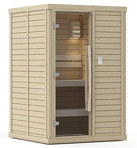 Goldstar-1000-Prebuilt-Traditional-Sauna-0