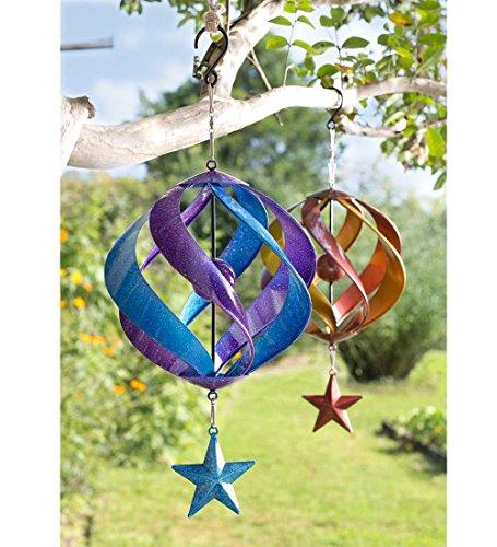 Hanging-Metal-Spiral-Garden-Wind-Spinner-0