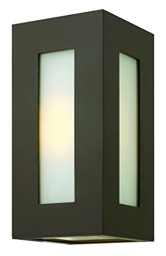Hinkley-2190BZ-LED-Contemporary-Modern-Two-Light-Wall-Mount-from-Dorian-Collection-in-BronzeDarkfinish-0