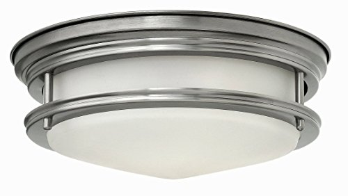 Hinkley-3302AN-GU24-Restoration-Two-Light-Flush-Mount-from-Hadley-collection-in-Pwt-Nckl-BS-Slvrfinish-0