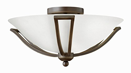 Hinkley-4660OB-OP-GU24-Transitional-Two-Light-Flush-Mount-from-Bolla-collection-in-BronzeDarkfinish-0