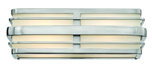 Hinkley-Lighting-5232BN-LED-Winton-15-12W-1-Light-Bath-LightingBrushed-Nickel-0