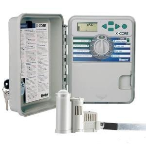 Hunter-Industries-X-Core-8-Solar-Sync-Combo-sprinkler-Controller-Timer-0
