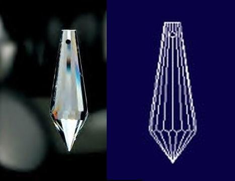 Icicle-Drop-30-Lead-Crystal-Faceted-38mm-15-inch-432-38-Set-of-100pc-0