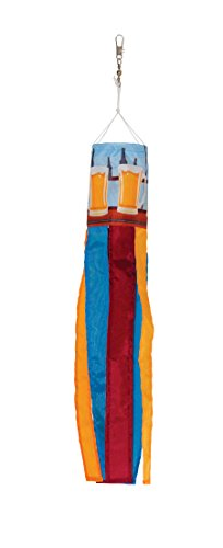 In-the-Breeze-Beer-15-inch-Babysoc-Printed-Mini-Windsock-Happy-Hour-Hanging-Decoration-12-PC-0