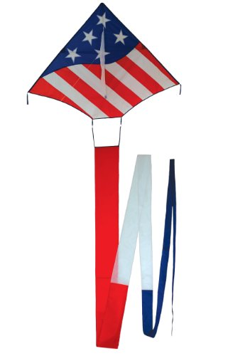 In-the-Breeze-Patriot-Delta-Kite-with-Tail-0