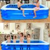 Inflatable-bathtub-TYCGY-Childrens-Inflatable-Pool-Family-Extra-Large-Marine-Ball-Pool-Thicken-Household-Family-Paddling-Pool-Multifunction-0-1