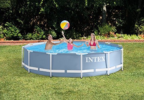 Intex-12ft-X-30in-Prism-Frame-Pool-Set-with-Filter-Pump-0-2