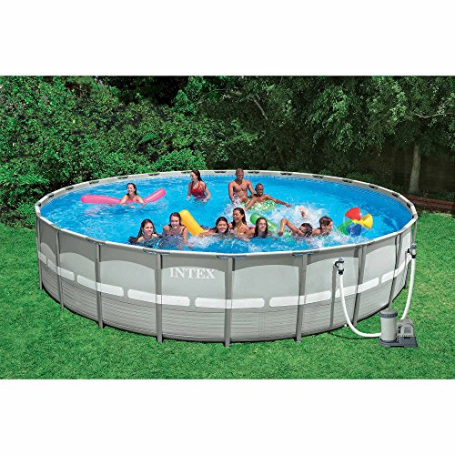Intex-26-Feet-x-52-Inches-Above-Ground-Ultra-Frame-Pool-Set-with-GFCI-54969WA-0