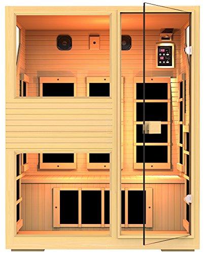 JNH-Lifestyles-NE3HB1-NE3HB-Infrared-Sauna-0