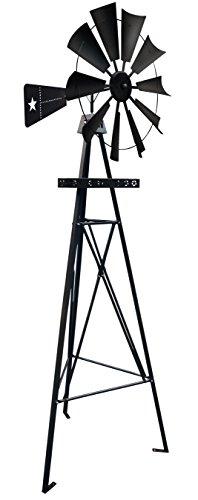 Leigh-Country-TX-93480-Texas-Flag-Windmill-0