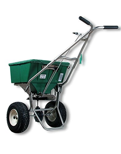 Lesco-101186-High-Wheel-Walk-Behind-Fertilizer-Spreader-with-Lesco-Spreader-Caddy-Bundle-2-Items-0-0