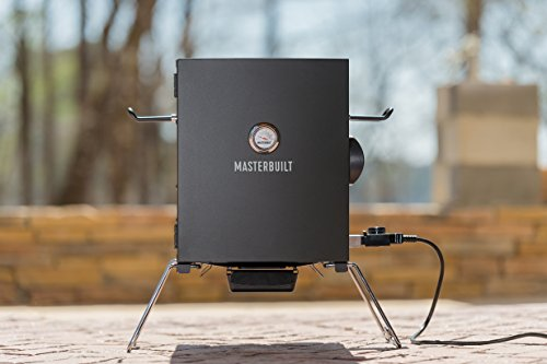 Masterbuilt-MB20073716-Patio-2-Portable-Electric-Smoker-Black-0-0