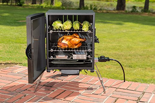 Masterbuilt-MB20073716-Patio-2-Portable-Electric-Smoker-Black-0-1