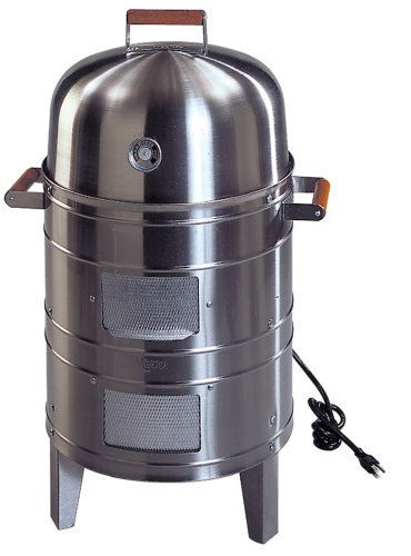 Meco-Americana-Double-Grid-Electric-Water-Smoker-0