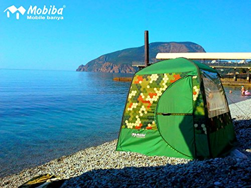 Mobiba-Portable-Mobile-Sauna-Tent-MB-10A-2-Windows-4-Persons-Also-can-be-Used-as-a-Full-Height-Camping-Tent-0-1