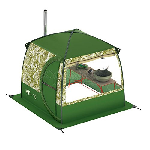 Mobiba-Portable-Mobile-Sauna-Tent-MB-10A-2-Windows-4-Persons-Also-can-be-Used-as-a-Full-Height-Camping-Tent-0