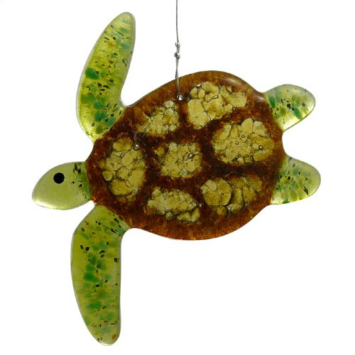 Modern-Artisans-Sea-Turtle-Fused-Glass-Sun-Catcher-Handmade-in-USA-0