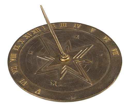 Montague-Metal-Products-Roman-Sundial-105-Bronze-0