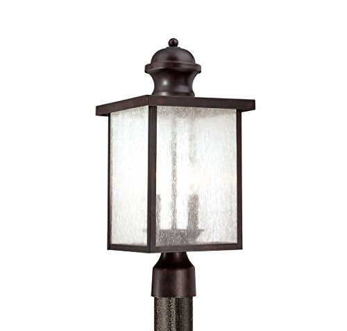 Outdoor-Post-2-Light-with-English-Bronze-Finish-Candelabra-Bulbs-9-inch-120-Watts-0