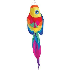 Premier-Kites-52-Inch-Sergeant-Major-Fish-Windsock-0