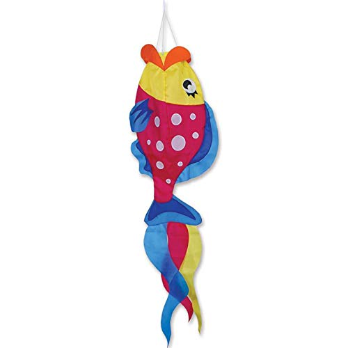 Premier-Kites-Parrot-Fish-Windsock-0