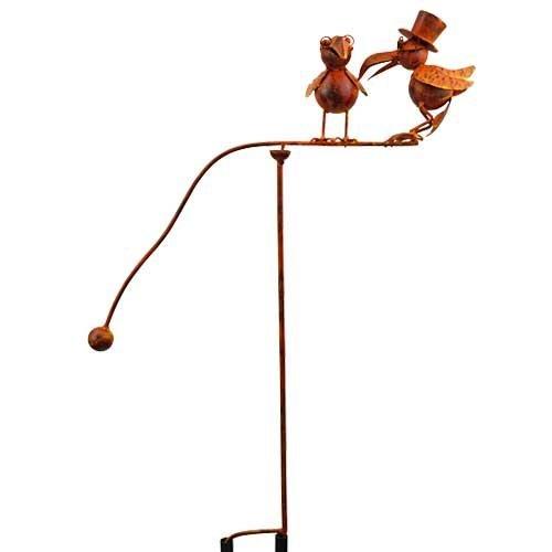 Red-Carpet-Studios-Balancing-Buddies-Large-Yard-Art-Old-Crows-0