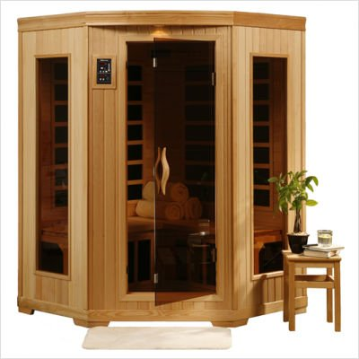 Santa-Fe-3-Person-Carbon-Infrared-Home-Sauna-0