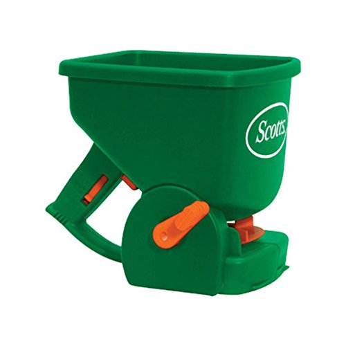 Scotts-Handheld-Lawn-Spreader-18-lb-Plastic-Mfg-71030-Sold-As-2-Units-0