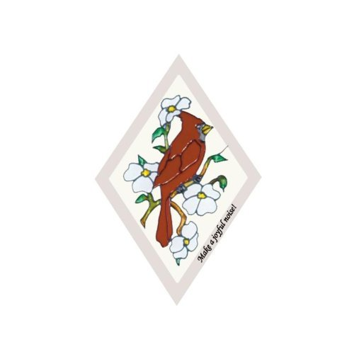 Silver-Creek-Cardinal-With-Inscription-Painted-Glass-Suncatcher-Fs-526-0