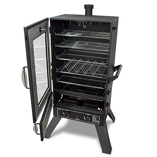 Smoke-Hollow-44241GW-44-Inch-2-Door-Propane-Gas-Smoker-with-Window-0-0